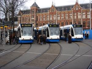 Zo lekker: TING!, TING!, door de Leidsestraat...