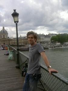 Mon fils à Paris