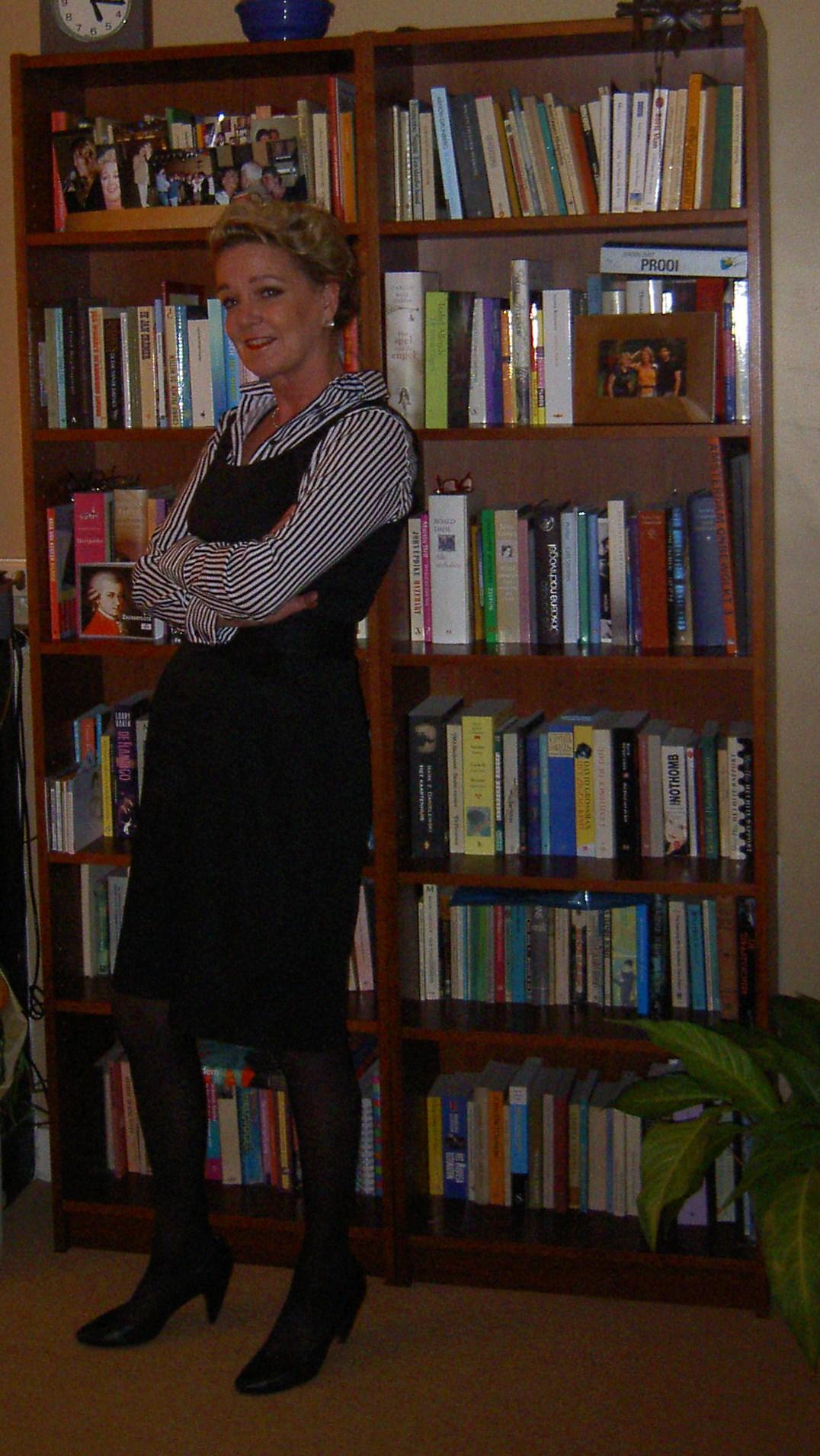 Uit de oude boekenkast - Marij Sloothaak