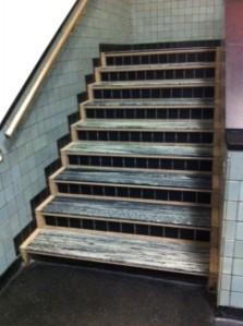 Om te schrijden over Berlage's trappen...