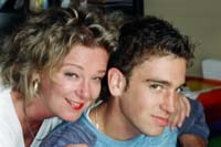 Joris en ik, 10 jaar geleden