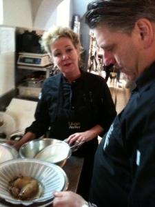 In de keuken kijken bij de Librije